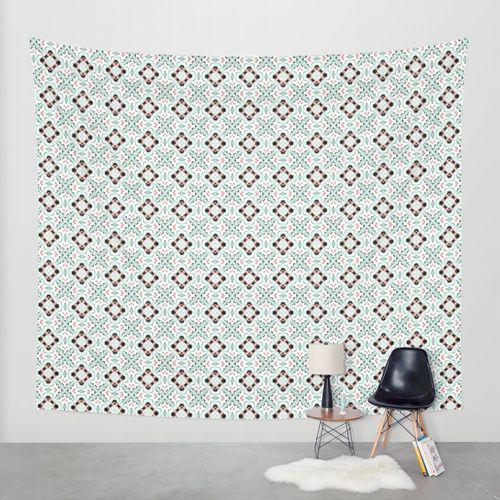 Arabian one Wall Tapestry by Raluca Ag | Society6