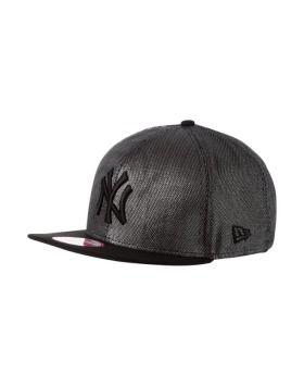 New Era  Cap black/silverwing