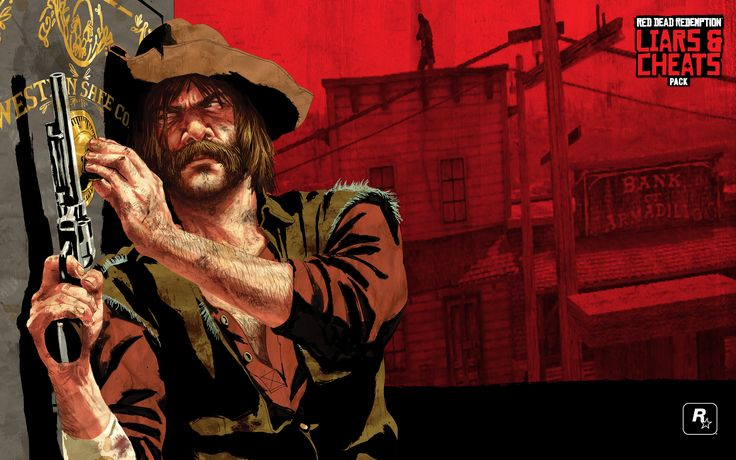 red dead redemption_liars and cheats - stronghold
