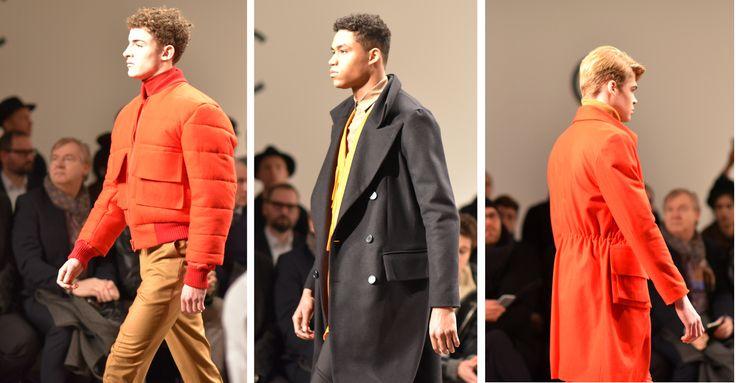 Männermode Kollektionen auf der Berliner Fashion Week