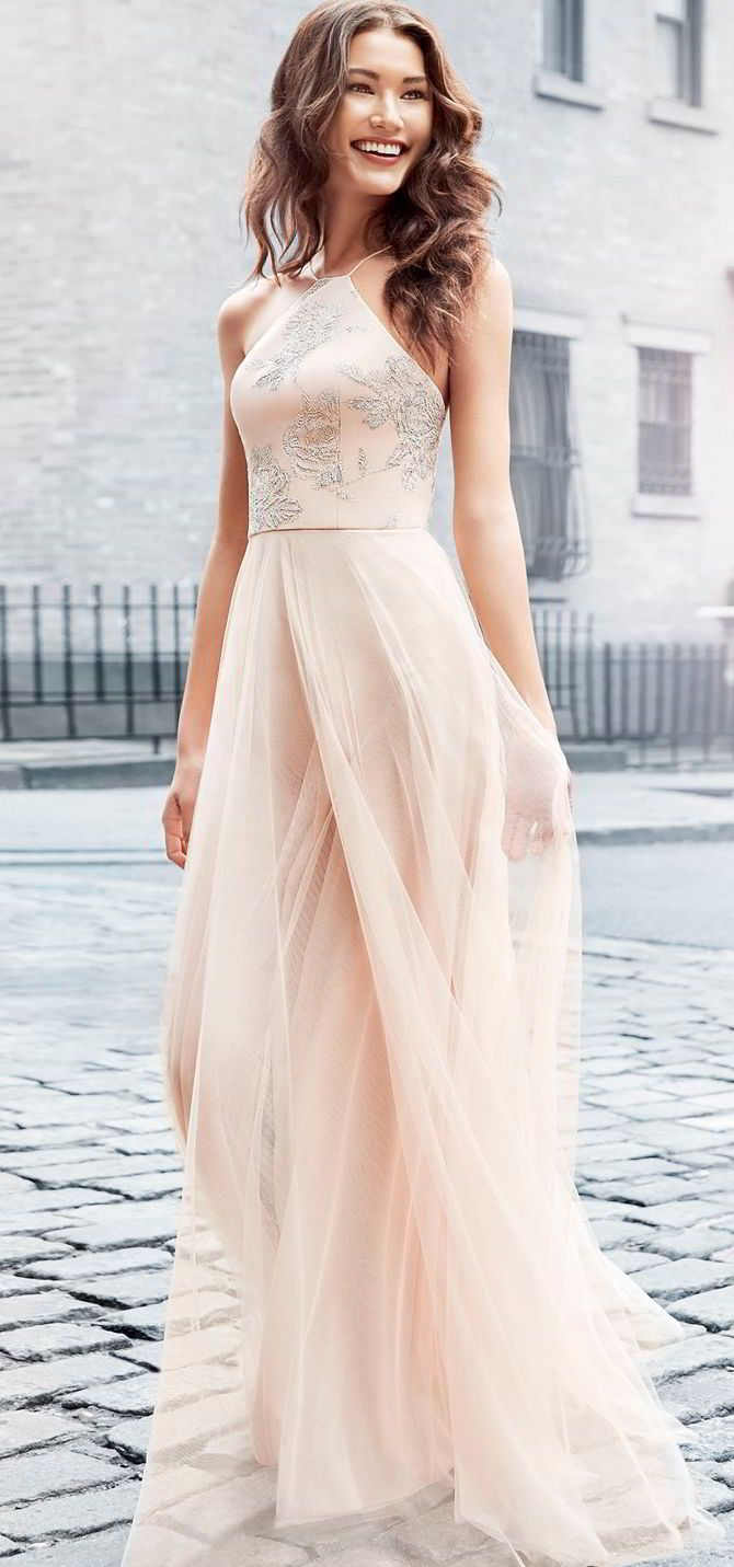 413 best bruidsmeisjes images on pinterest spring bridesmaid hayley paige occasions spring 2017 bridesmaids dresses jlm couture ombrellifo Image collections