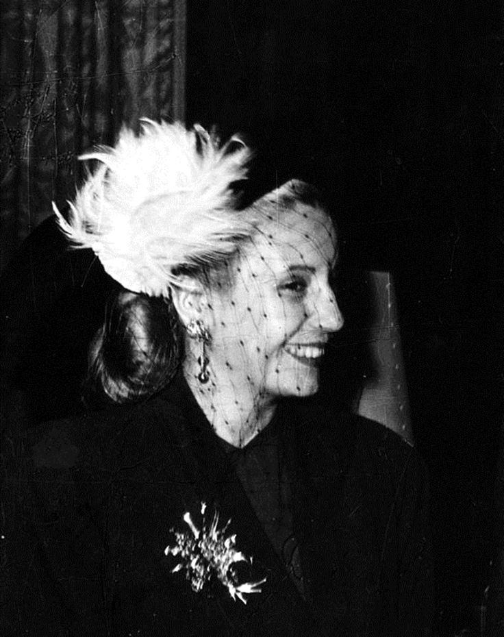 an introduction to the history of evita the first lady of argentina Episode 25: the founder (1hr 09mins) this week we look at the 2016 biopic of ray kroc, the man credited with the meteoric expansion of the mcdonald's fast food chain.