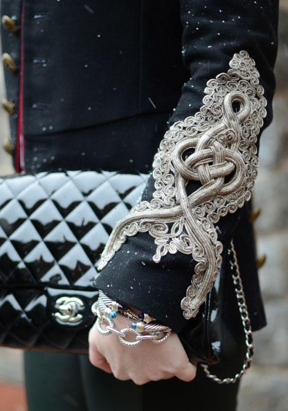 Ralph Lauren and Chanel