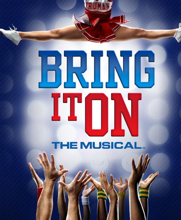 Bring It On, The Musical at the Ed Mirvish Theatre