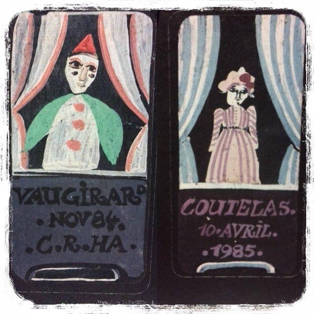 Le theatre nocturne de Guignol- Robert Coutela