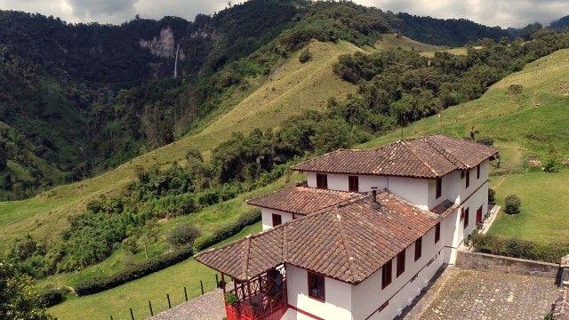 Parque los Nevados, Eje cafetero, Colombia