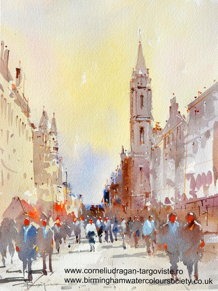 157 Best Images About Watercolor Masters On Pinterest