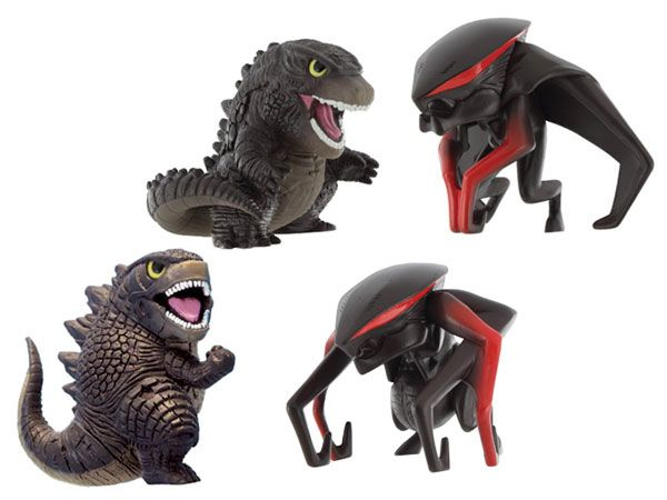 New Godzilla Toys Are Ready to Invade Your Living Room And Stomp Your Toes - Popular Mechanics