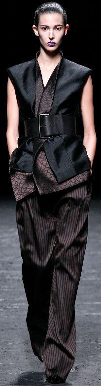 Haider Ackermann Spring 2013 Ready-to-Wear - Collection - Gallery - Style.com