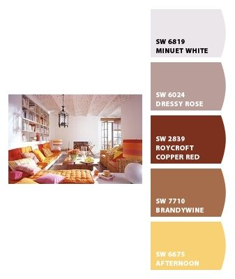 Paint colors from Chip It! by Sherwin-Williams Love the ...