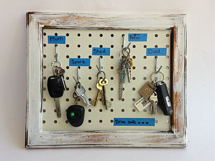 Accessories board for...Keys...