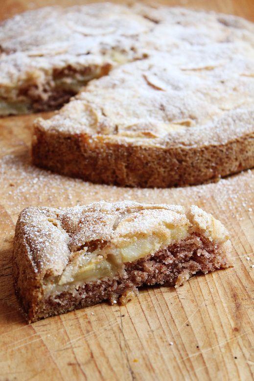 Italian Apple Cake | Italienischer Apfelkuchen
