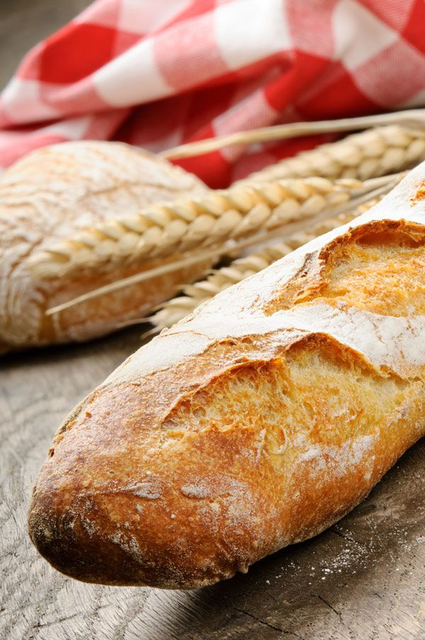 Homemade Baguette Recipe - Food - GRIT Magazine