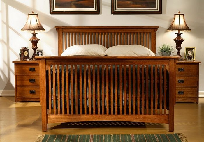 Pin by marsha gould reda on nirvana pinterest for Mission style bedroom furniture