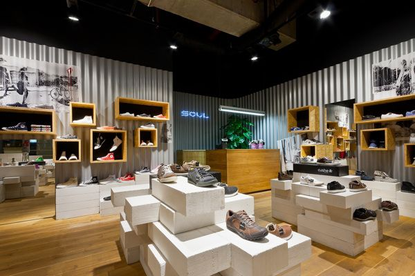 Soul Shop by A+D Retail Store Design from Warsaw