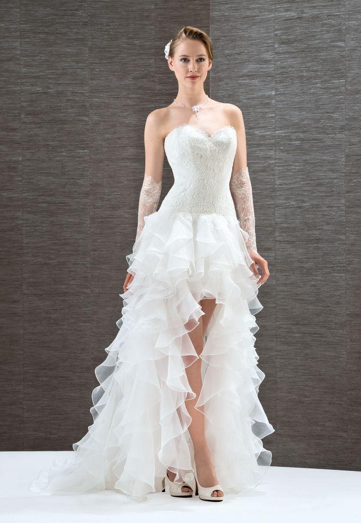 Collection 2015 Églantine Mariages et Cérémonies robe de mariée Malaga