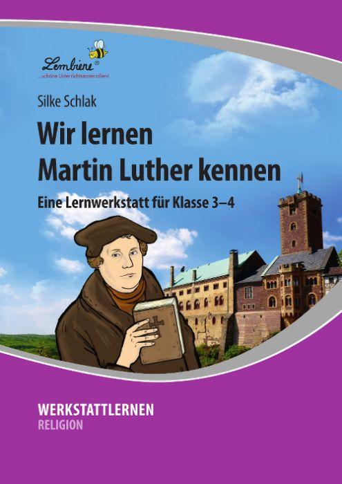 Wir lernen Martin Luther kennen PR