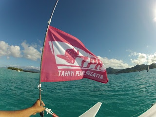 "The trimaran and multihull sailing blog: The ""Tahiti Pearl Regatta"""