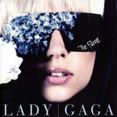 The Fame by Lady Gaga album cover