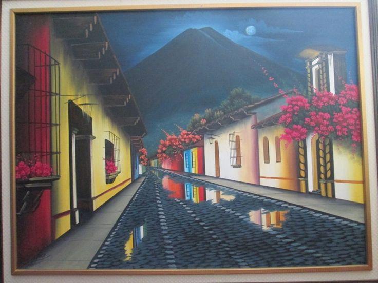 Armario Keter Jardin ~ 10 Best images about Pinturas de Antigua Guatemala on