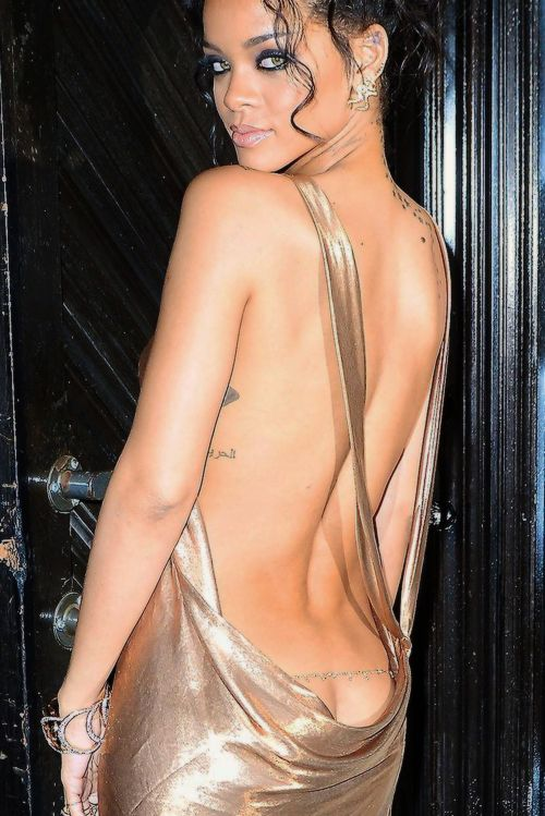 rihanna fenty naked sex