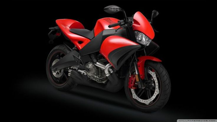 Fonds d'écran Motos Buell Wallpaper N°408200