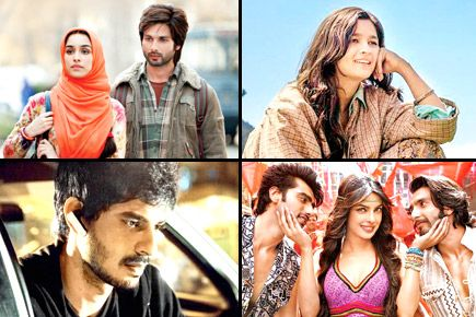 2014 witnessed more of a downfall than an upswing for Bollywood — not just in commercial terms but also critical —but we give you 10 reasons to stay positive about Hindi cinema for a long time to come. #BollywoodNews
