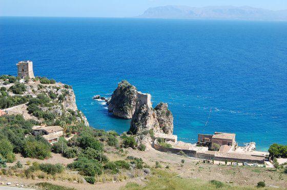 Dalla #Sicilia una pic di #Scopello - di paolof