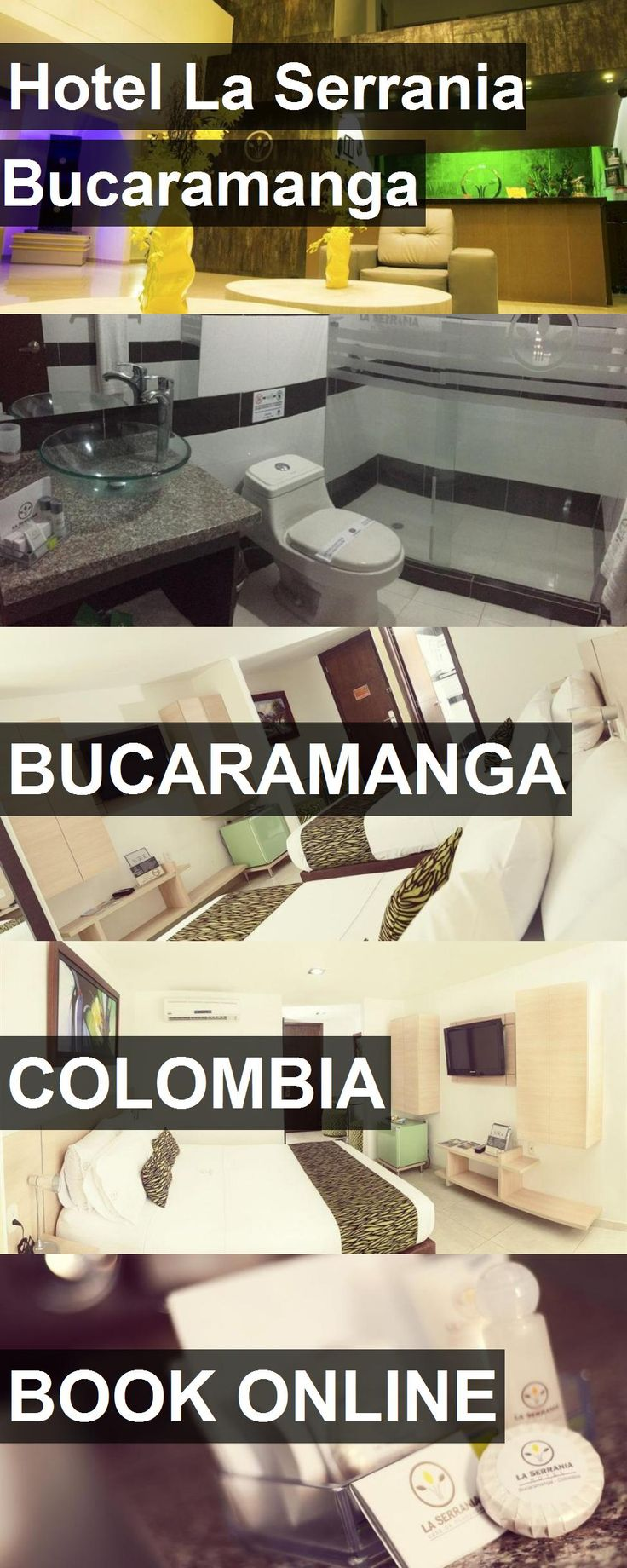 Hotel La Serrania Bucaramanga in Bucaramanga, Colombia. For more information, photos, reviews and best prices please follow the link. #Colombia #Bucaramanga #travel #vacation #hotel