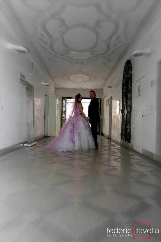 Nozze furbe quelle di Adriana e Ugo sposi con lo sponsor | Foto Matrimonio