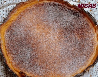 Tarte de abobora (pumpkin pie)