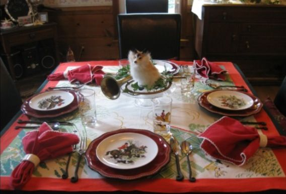 Table Setting Home Style Pinterest