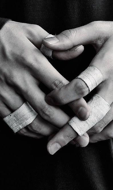 Bandage Rings | DETAJ | Acquire at FALLOW