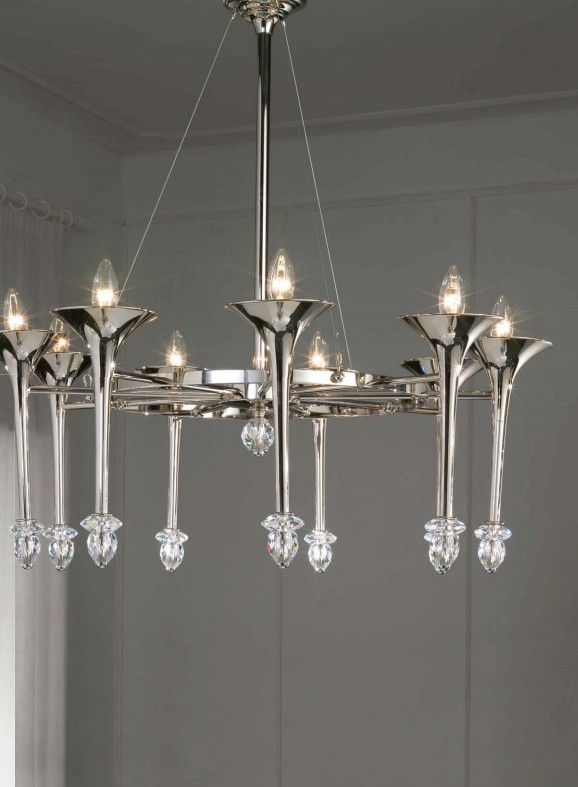 Instyle Decor Beverly Hills Luxury Lighting Suppliers Sculptural Statement Piece