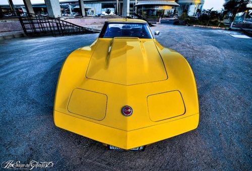 1973 or '74 Corvette Coupe (T-Top)