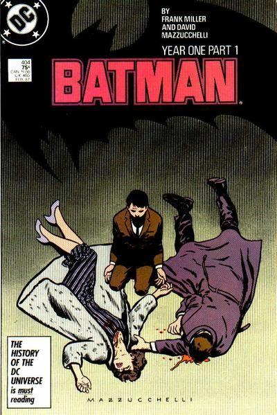 Batman Year One No 1