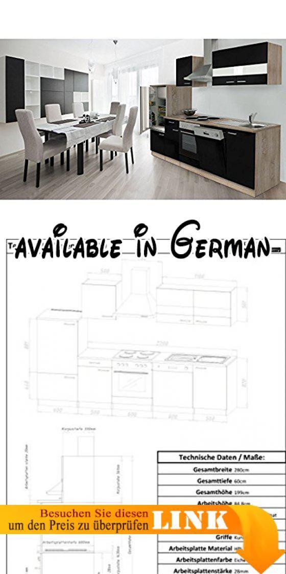 1882 best Möbel - Küche images on Pinterest - arbeitsplatten küche 70 cm tief
