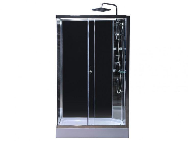 1000 id es sur le th me douche balneo sur pinterest for Cabine de douche et baignoire