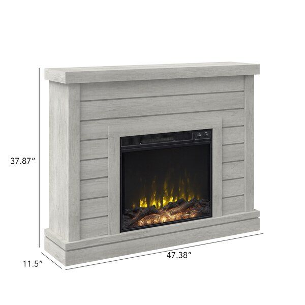 Shoalhaven Electric Fireplace In 2020 Electric Fireplace Ship