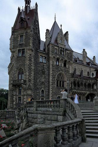 Zamek w Mosznej / Moszna Castle   by PolandMFA