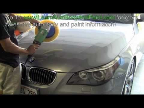 How To Buff Out Car Scratches Tips On Buffing At Home Garage