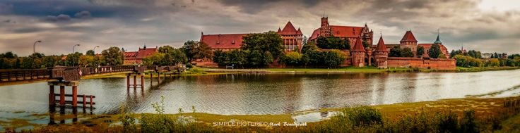 Castle of the Teutonic Order in Malbork by Mark Benedyczak on 500px