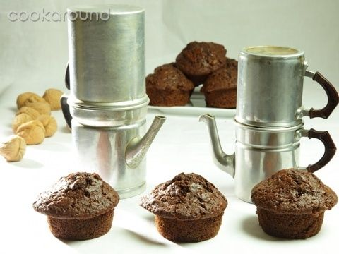 Muffins moka: Ricette Dolci | Cookaround