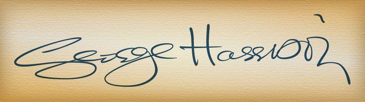 George Harrison (The Beatles). Image of autograph in png (transparent background) and eps (vector) formats can be downloaded at http://master28.ru/zagruzki/faksimile-znamenityh-lyudej Джордж Харрисон. Изображение подписи в форматах png (с прозрачным фоном) и eps (вектор) можно скачать по адресу http://master28.ru/zagruzki/faksimile-znamenityh-lyudej