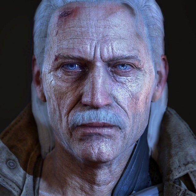 @zbrushatpixologic ZBrushCentral member NeverWintered created this sculpt of Revolver Ocelot from the Metal Gear Solid series entirely in ZBrush. The goal was to create a playable character using only ZBrush. Did you realize you could get this result in a single application? This artist proves you can! http://zbru.sh/1d3  #ZBrush #3D #Pixologic #MGS #MetalGear #Gaming #CharacterDesign #DigitalArt #3DModeling by cgafrica