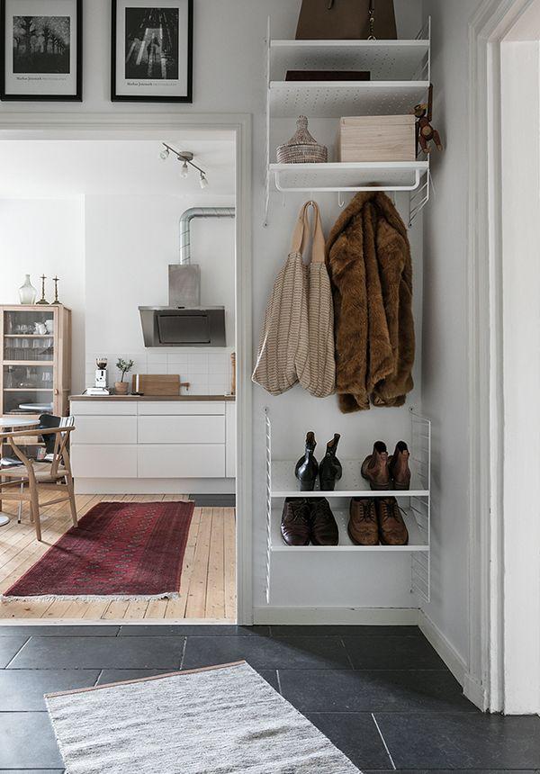 Jag fastnade för den här lägenheten som är till salu via Alvhem på Sveagatan 2 i Göteborg. Kanske mest för den hemtrevliga känslan och inbodda mixen av nytt och gammalt. Tummen upp också för den…