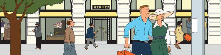Hermès by Jean-Michel Tixier   Agent Pekka