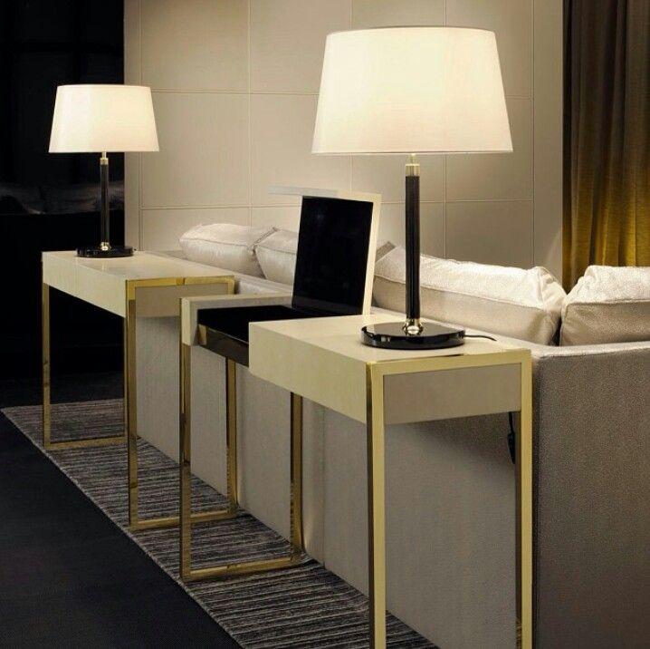 armani casa console desk console table pinterest. Black Bedroom Furniture Sets. Home Design Ideas