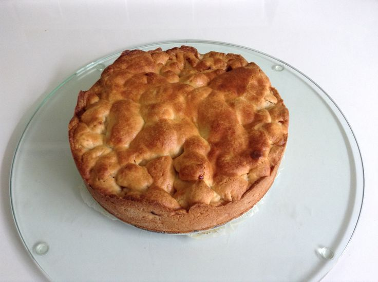 Apple pie made-by-me With steam-oven
