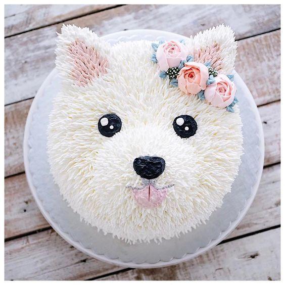 Dog Cake Ideen für Geburtstage Pinterest Best Video Tutorial